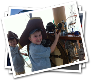Key West Pirate Ship
